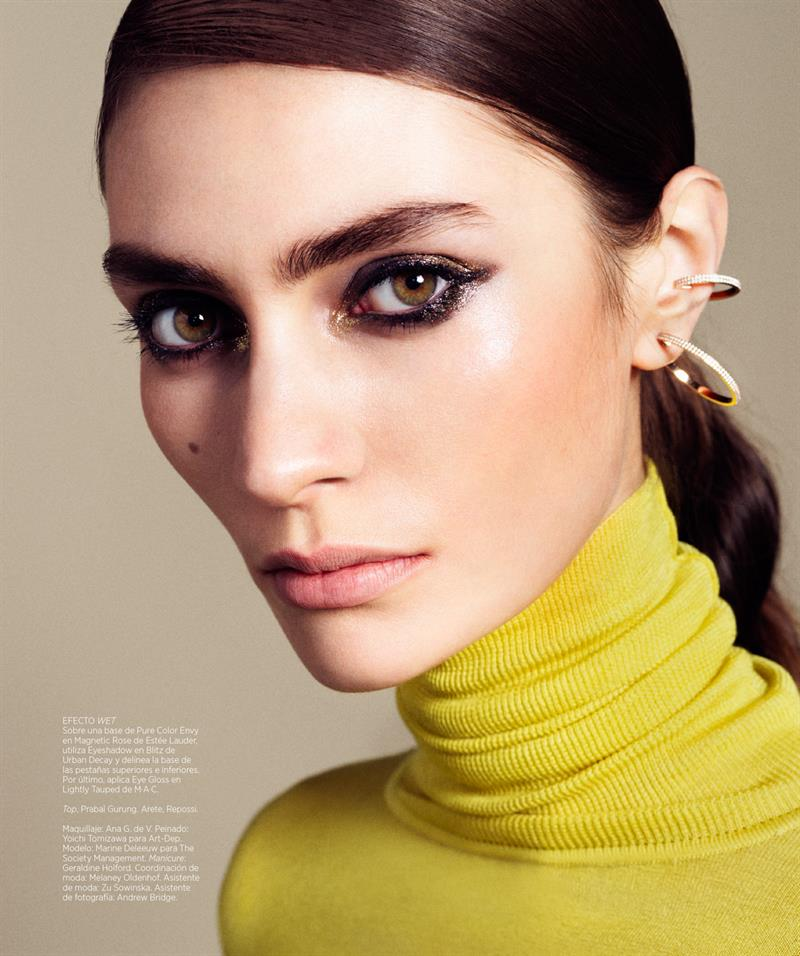 marine deleeuw photo